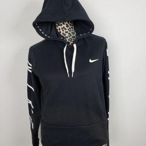 Nike Womens Dry Training Hoodie black size xs